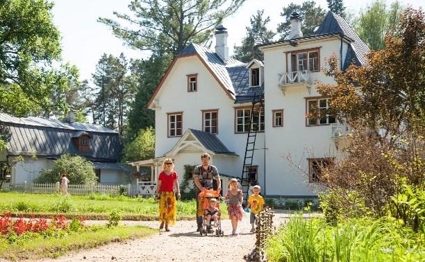 Проект музея-заповедника «Поленово» стал победителем конкурса «Культурная мозаика – 2015»