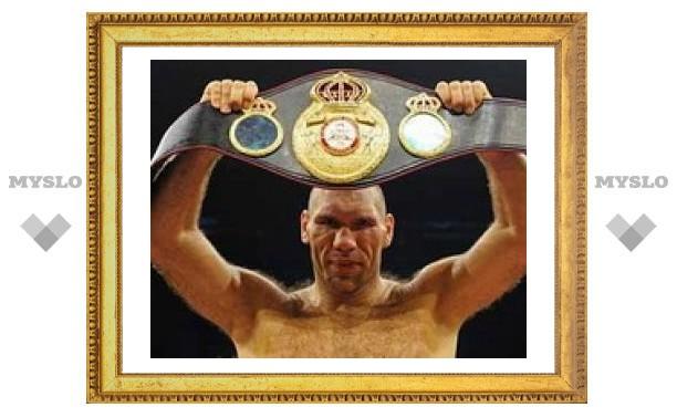 Николай Валуев завоевал титул чемпиона мира