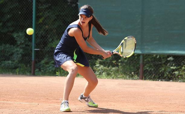 Тульские теннисисты успешно выступают на родных кортах