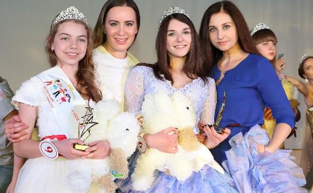 Юные тулячки с триумфом вернулись со Всероссийского конкурса «Лучшая детская модель России — 2016»