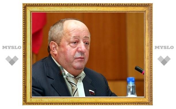 Экс-мэр Могильников отменяет встречи
