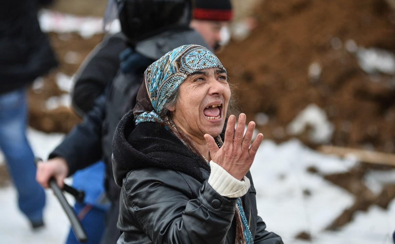 Алексей Дюмин о ситуации в цыганском поселении в Плеханово: «Время пошло»