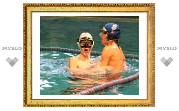В Туле прошли соревнования по подводной борьбе