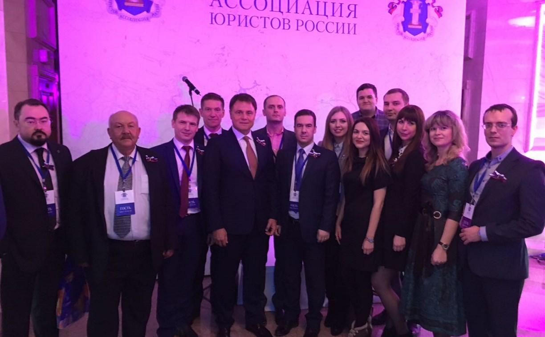 Александр Головин прокомментировал избрание Владимира Груздева председателем правления АЮР