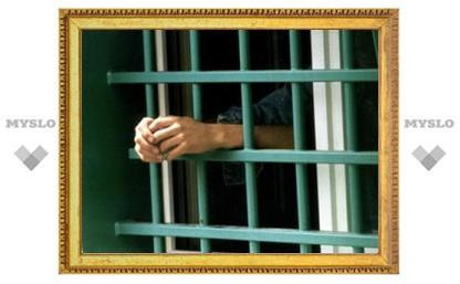 В Туле задержан заключенный, сбежавший из здания суда