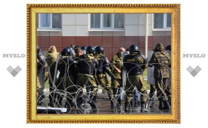 Более 20 тюменцев пожаловались на избиения омоновцами