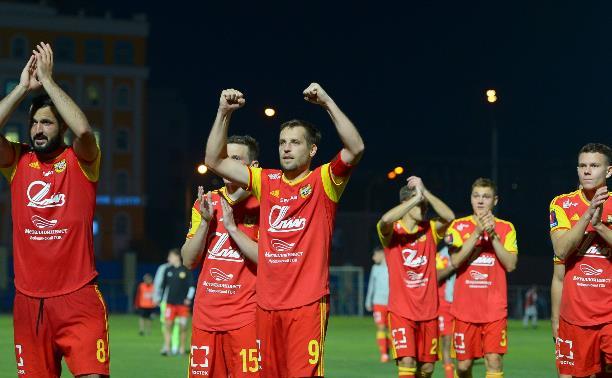 Тульский «Арсенал» победил «Салют» после серии пенальти