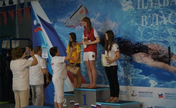 Тулячка стала бронзовым призёром на первенстве России по подводному плаванию