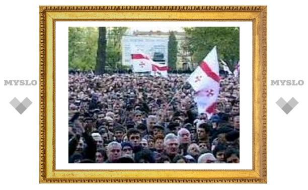 В Грузии избирателей пометят спецжидкостью