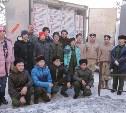 Дети Тульской области отправили подарки детям Сирии