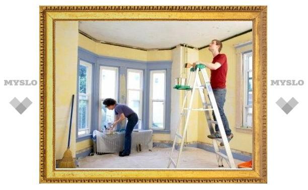 Ветеранам Тулы отремонтируют квартиры
