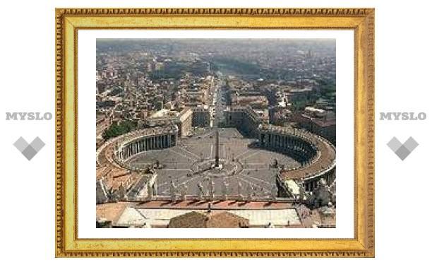 Ватикан о кремации: похороны лучше