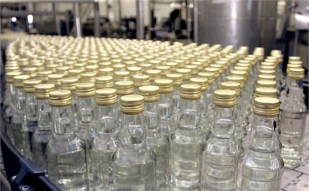 Депутаты предложили указывать на бутылках водки её состав