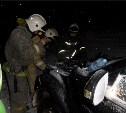 В аварии с грузовиком на трассе М2 пострадали двое мужчин