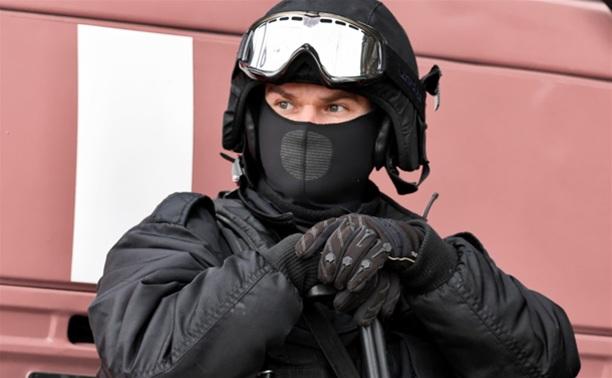 Полицейские тульского спецназа отправились в командировку на Северный Кавказ