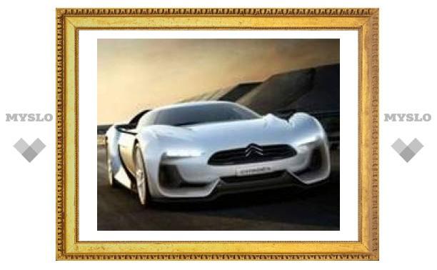 Необычный концепт GT by Citroen воплотится в мелкосерийном спорткаре