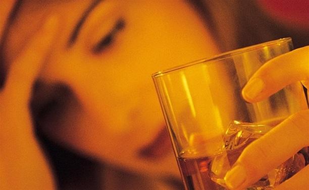 В Чернском районе пьяная женщина задушила собутыльника