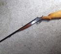 Кимовчанин случайно нашел ружьё и незаконно хранил его на своём участке