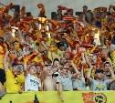 Туляки могут купить билеты на матч «Арсенал» – «Оренбург» в кассах Центрального стадиона