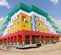 Новые корпуса Тульской детской областной больницы смогут принять 136 пациентов