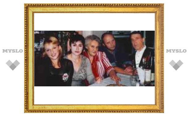 Туляки отпраздновали 60 лет совместной жизни