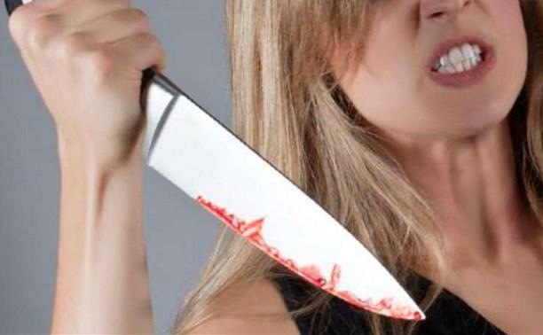 Тулячка, обороняясь, заколола ножом пьяного мужа