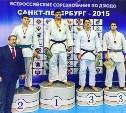 Тульские дзюдоисты привезли золото и бронзу с отборочных соревнований первенства России