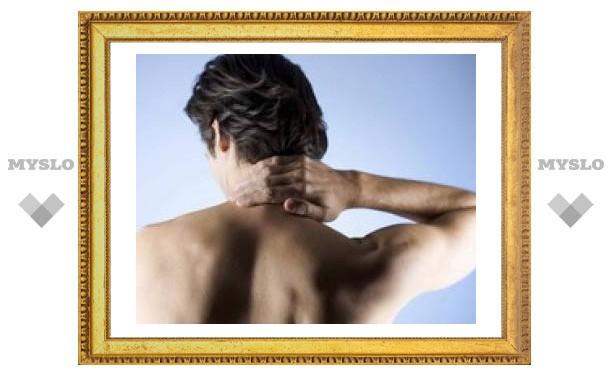 Боль в шее связана с тревогой и депрессией