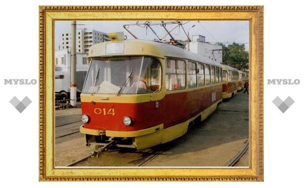 Трамвай №14 временно изменит маршрут