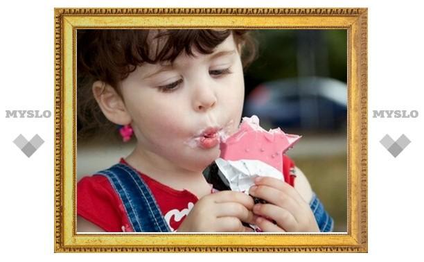 Туляку положено есть 32 килограмма мороженого в год