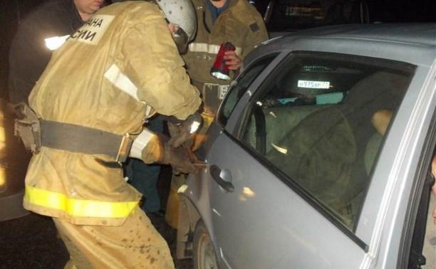 На М4 «Дон» произошла авария с участием автопоезда «Вольво»