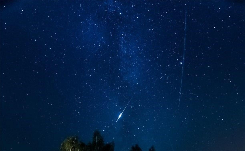 В январе можно будет увидеть звездопад и парад планет