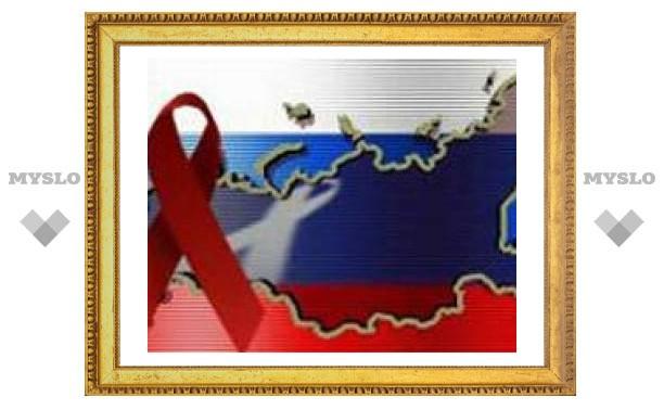 UNAIDS насчитала в России миллион носителей ВИЧ