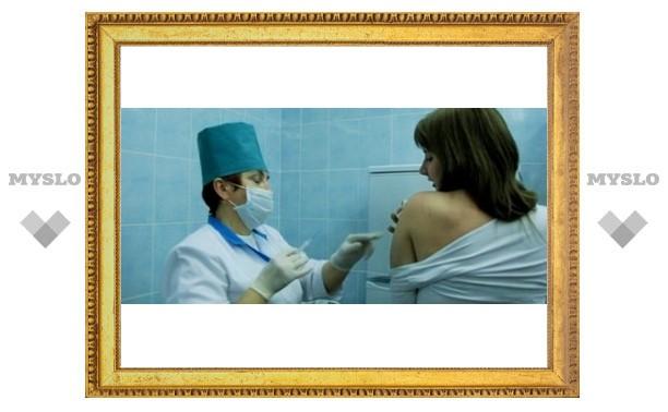 Закончилась вакцинация от свиного гриппа