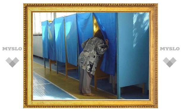 Тульская полиция сообщает о нарушениях на выборах
