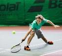 В Туле стартовал новогодний турнир по теннису