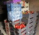 В Туле обнаружили почти 3 тонны санкционных овощей и фруктов