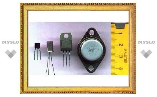 Создан транзистор из семи атомов