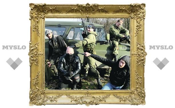 В окрестностях Алексина сталкеры устроили битву