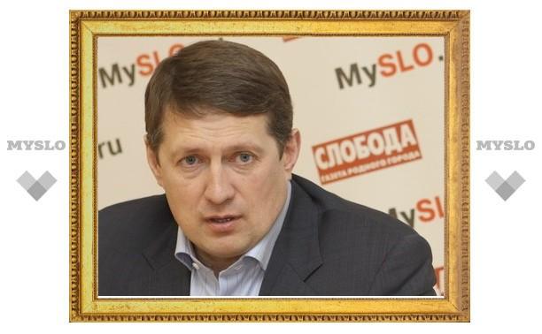 Евгений Авилов встретился с Полномочным министром Посольства Японии