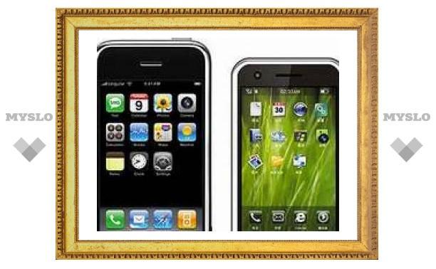 Тайваньские производители электроники выпустят свои варианты iPhone