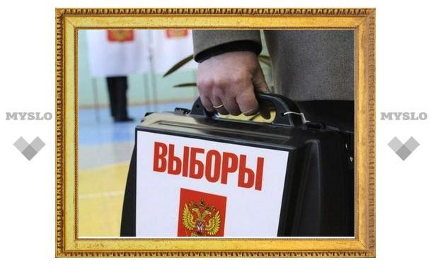 Тульский избирком внес изменения в законадательные акты о выборах
