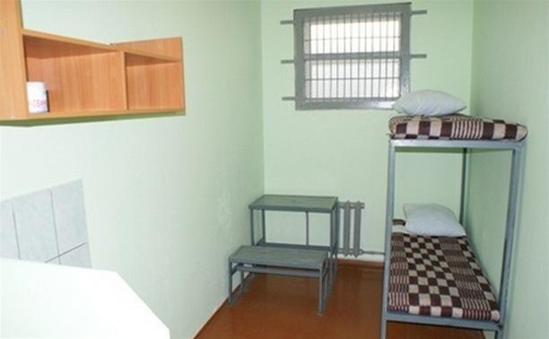 Плавская полиция вводит в эксплуатацию новый изолятор временного содержания