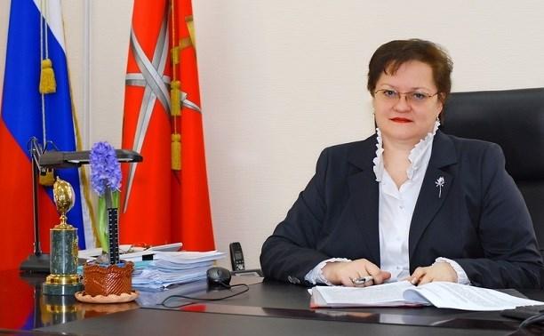 Экс-глава Следственного комитета Татьяна Сергеева назначена аудитором Счётной палаты