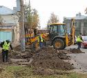 Туляк: «Кто отдал распоряжение спилить все деревья вдоль дороги на ул. Демидовской?»