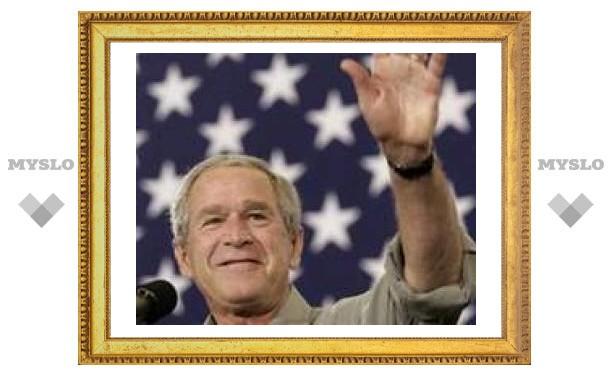 Буш подписал закон о прослушивании иностранцев