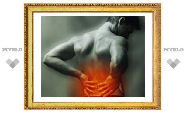 Хронические боли в спине делают вас глупее