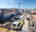 Строительство суворовского училища: успеют ли к сентябрю?