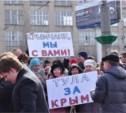 Тульская область вошла в пятёрку лидеров по итогам акции «Я поддержал Крым»