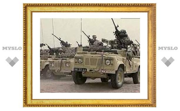 Блэр объявит о выводе из Ирака 3000 солдат